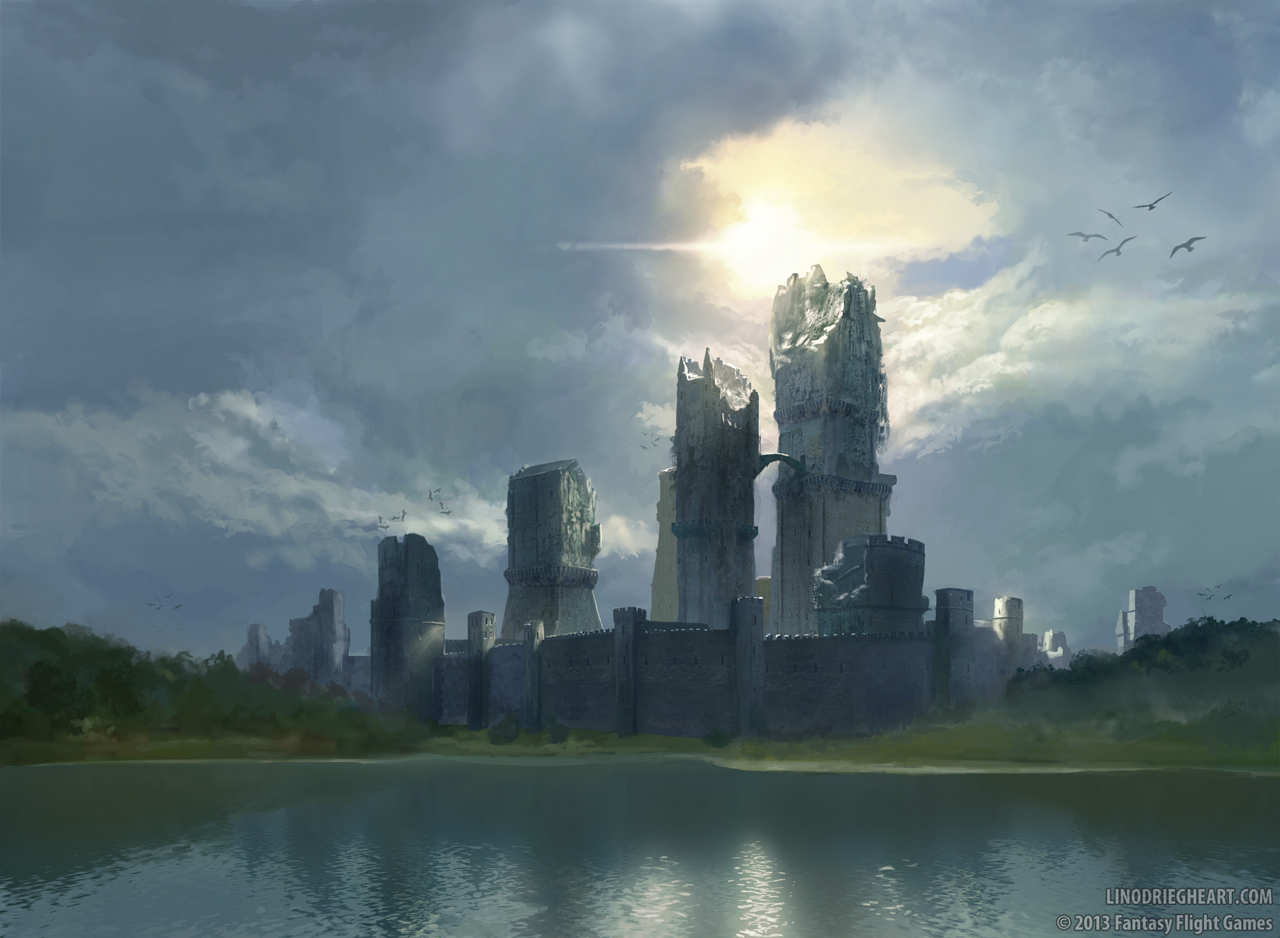 Harrenhal - A Wiki of Ice and Fire - A Song of Ice and