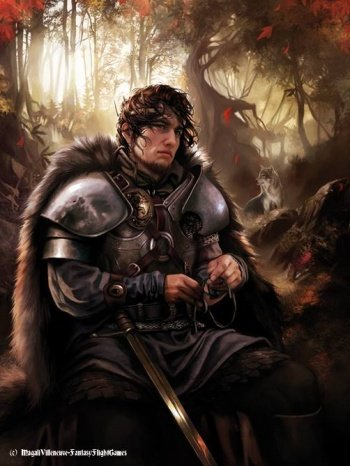 Robb Stark by Riavel©