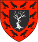 arms of House Blackwood